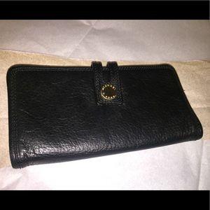 Michael Kors Vintage Genuine Leather Wallet